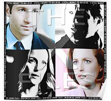 i still want to believe - the x-files Poster