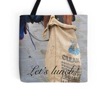 LET'S LUNCH Tote Bag