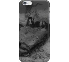 A Drug Smuggler's Wreck Sunken In The Bahamas iPhone Case/Skin