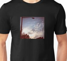 Lamppost Frame Unisex T-Shirt