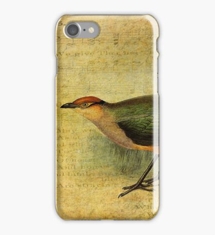 The Cuckoo's Note iPhone Case/Skin