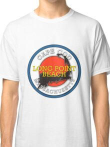 Long Point Beach - Cape Cod Massachusetts Classic T-Shirt