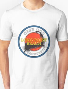 Long Point Beach - Cape Cod Massachusetts Unisex T-Shirt