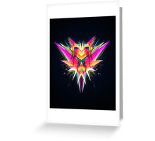 TAZOR (Abstract Future Scifi Artwork) Greeting Card