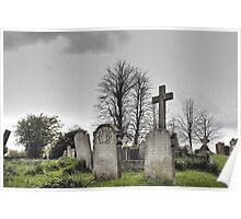 St.John's Churchyard, Wooton, Surrey Poster