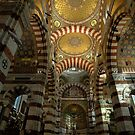 Notre Dame De La Garde Interior, France 2012 by muz2142