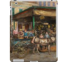 City - New Orleans LA - Frankie and the boys 1910 iPad Case/Skin
