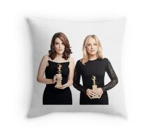 Tina & Amy GG15 Throw Pillow