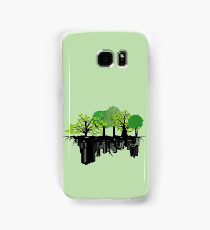 Ecology problem Samsung Galaxy Case/Skin