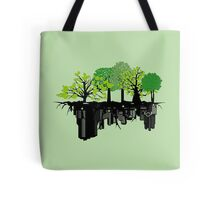 Ecology problem Tote Bag