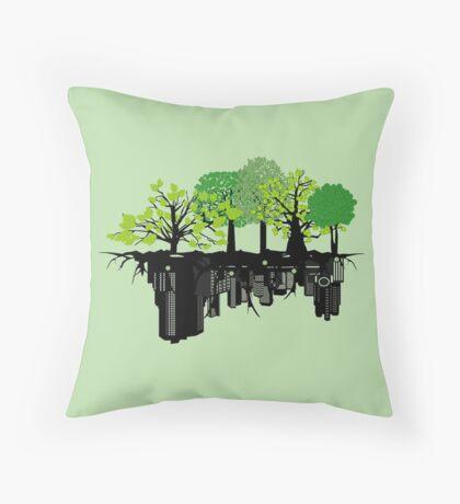 Ecology problem Throw Pillow