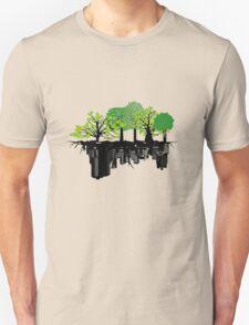 Ecology problem Unisex T-Shirt