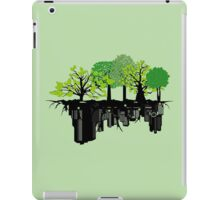 Ecology problem iPad Case/Skin