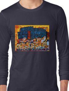 Parkgate Street II, Dublin Long Sleeve T-Shirt