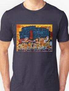 Parkgate Street II, Dublin Unisex T-Shirt