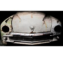 Vintage car Photographic Print