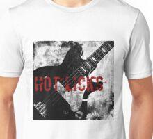 Rock-n-Roll Guitar Unisex T-Shirt