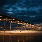 saltburn pier by Simon Marsden