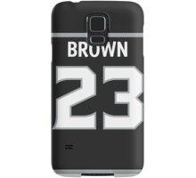 Los Angeles Kings Dustin Brown Jersey Back Phone Case Samsung Galaxy Case/Skin