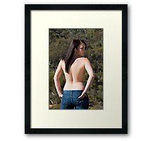 Caitlan 2 Framed Print