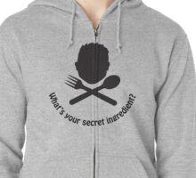 Secret Ingredient Zipped Hoodie