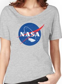 NASA Back 2 Future Women's Relaxed Fit T-Shirt