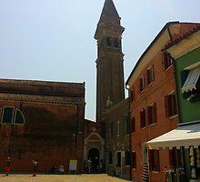 Venetian Bell Tower by thetutor