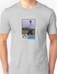 Peter Gibbons Baseball Card T-Shirt