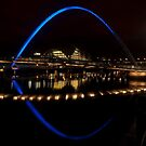 Newcastle Mirror by Simon Marsden