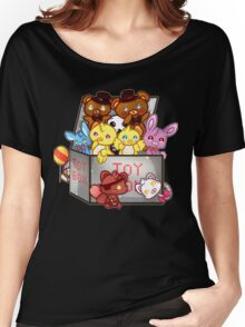 Five Nights At Freddy's 2  Women's Relaxed Fit T-Shirt
