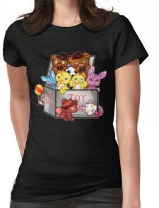 Five Nights At Freddy's 2  Womens Fitted T-Shirt