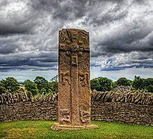 Aberlemno Pictish Cross - Scotland by NeilAlderney