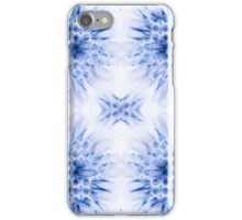 Winter textiles-frosty iPhone Case/Skin