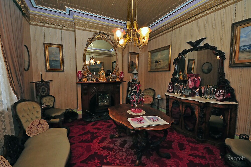Victoriana, The Sitting Room by bazcelt