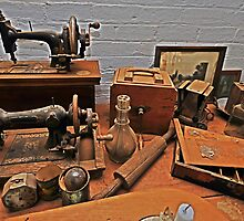 Victoriana, relics and remnants by bazcelt