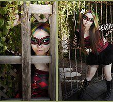 Mask - Bumzigana - Kalli McCandless by prelandra