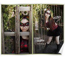 Mask - Bumzigana - Kalli McCandless Poster
