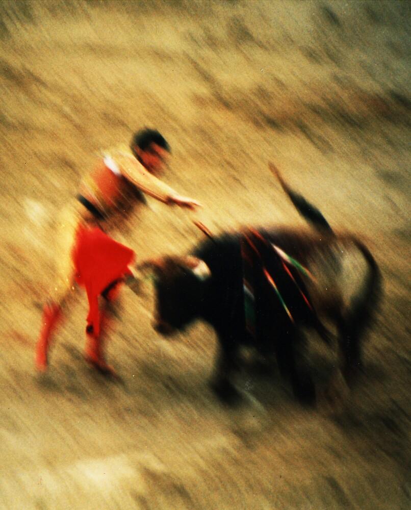 Bullfighter by AlvaroGerman