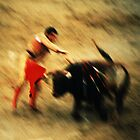 Bullfighter by AlvaroGerman