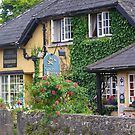 Shopfronts, Adare Ireland by Deb Gibbons