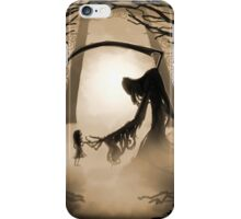 Through the Gates iPhone Case/Skin