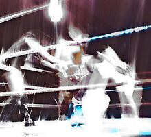 wrestling with abstract by paul erwin
