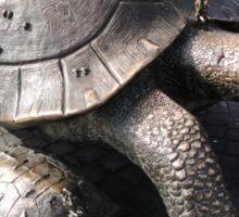 Tortoise Sculptures, Bordeaux, France 2012 Sticker