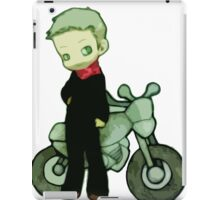 OUAT - August Booth iPad Case/Skin
