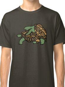 Ninja Turtle Galapagos making love eggs Classic T-Shirt