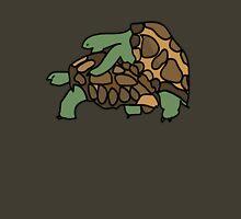 Ninja Turtle Galapagos making love eggs Unisex T-Shirt