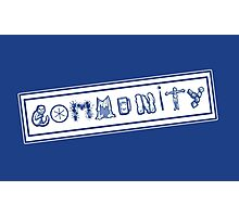 Community College Photographic Print