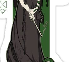 Voldemort Nouveau (Revised) Sticker