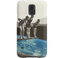 Who's First? Samsung Galaxy Case/Skin
