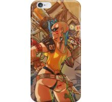 Iron Boots - Naughty Princess Collection iPhone Case/Skin